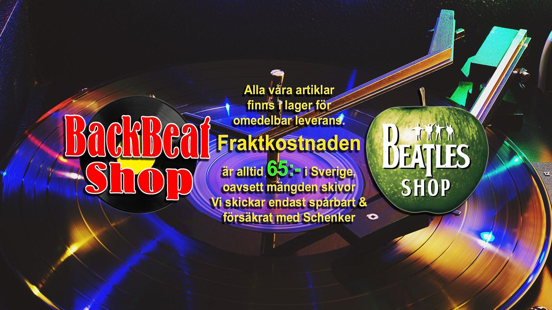 backbeat Omslagsbild