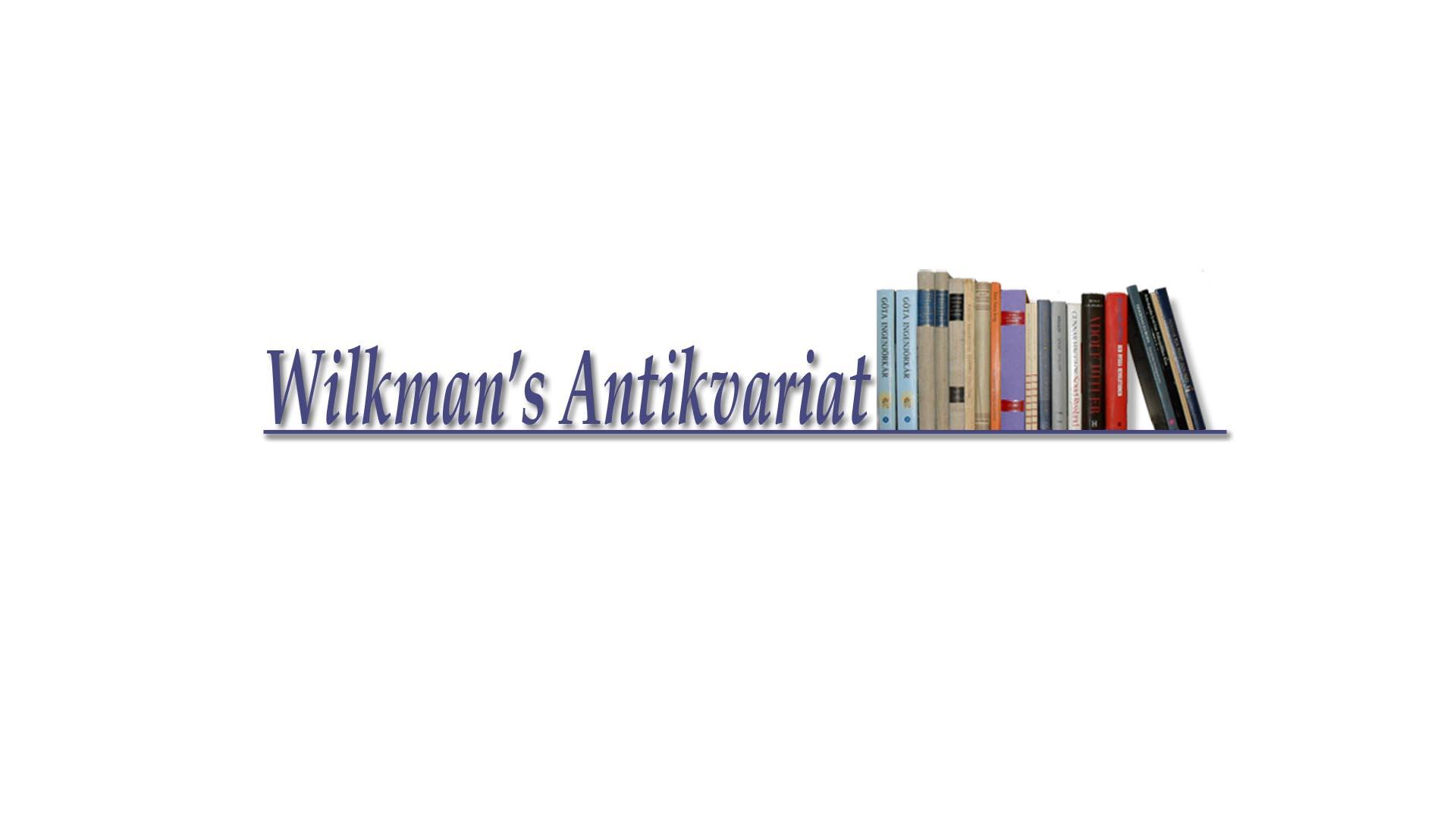 Wilkmans-Antikvariat Omslagsbild