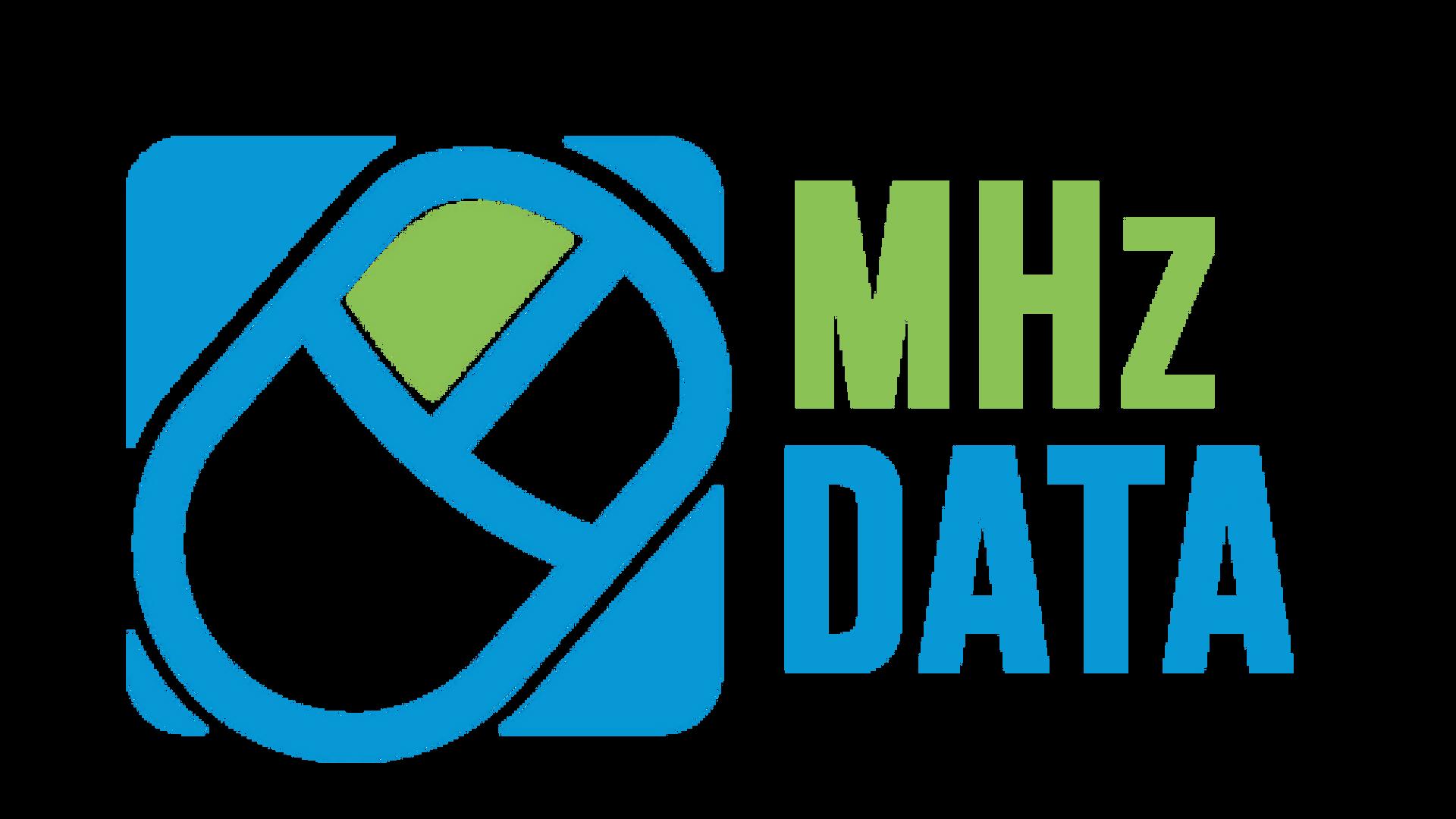 MHzData Omslagsbild