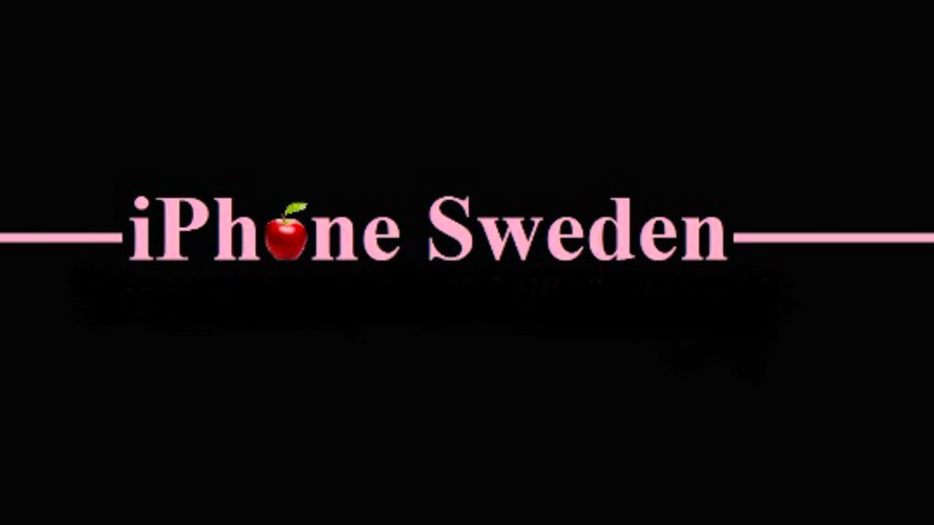 iPhoneSweden Omslagsbild