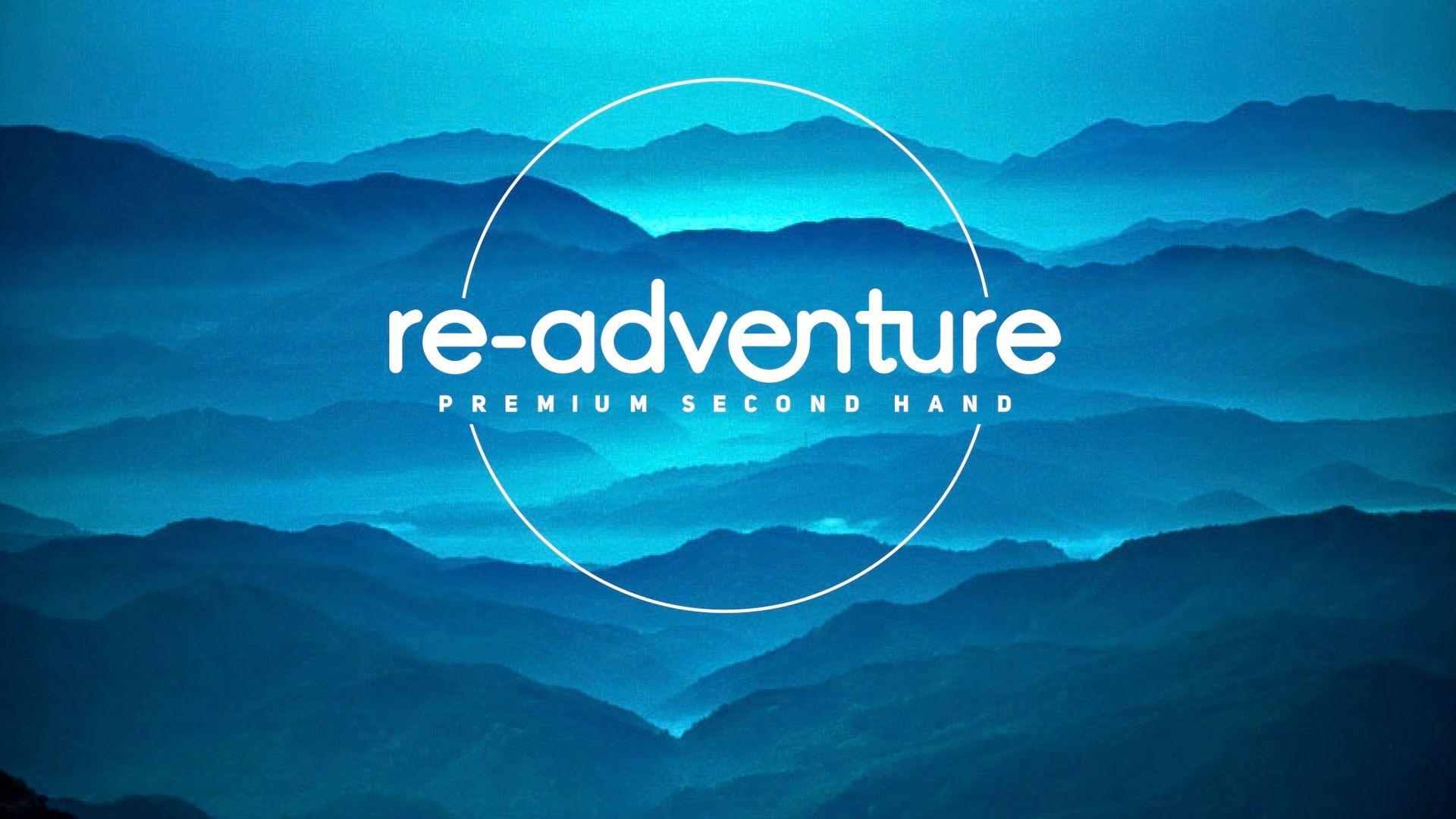 re-adventure Omslagsbild