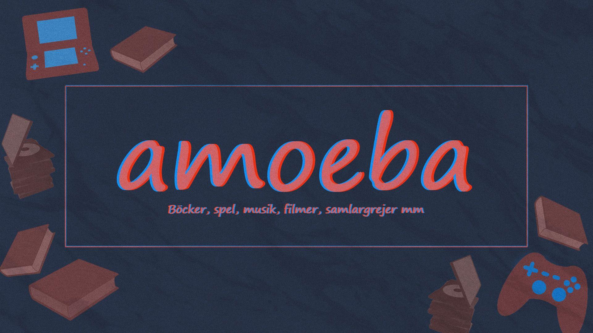 Amoeba62 Omslagsbild