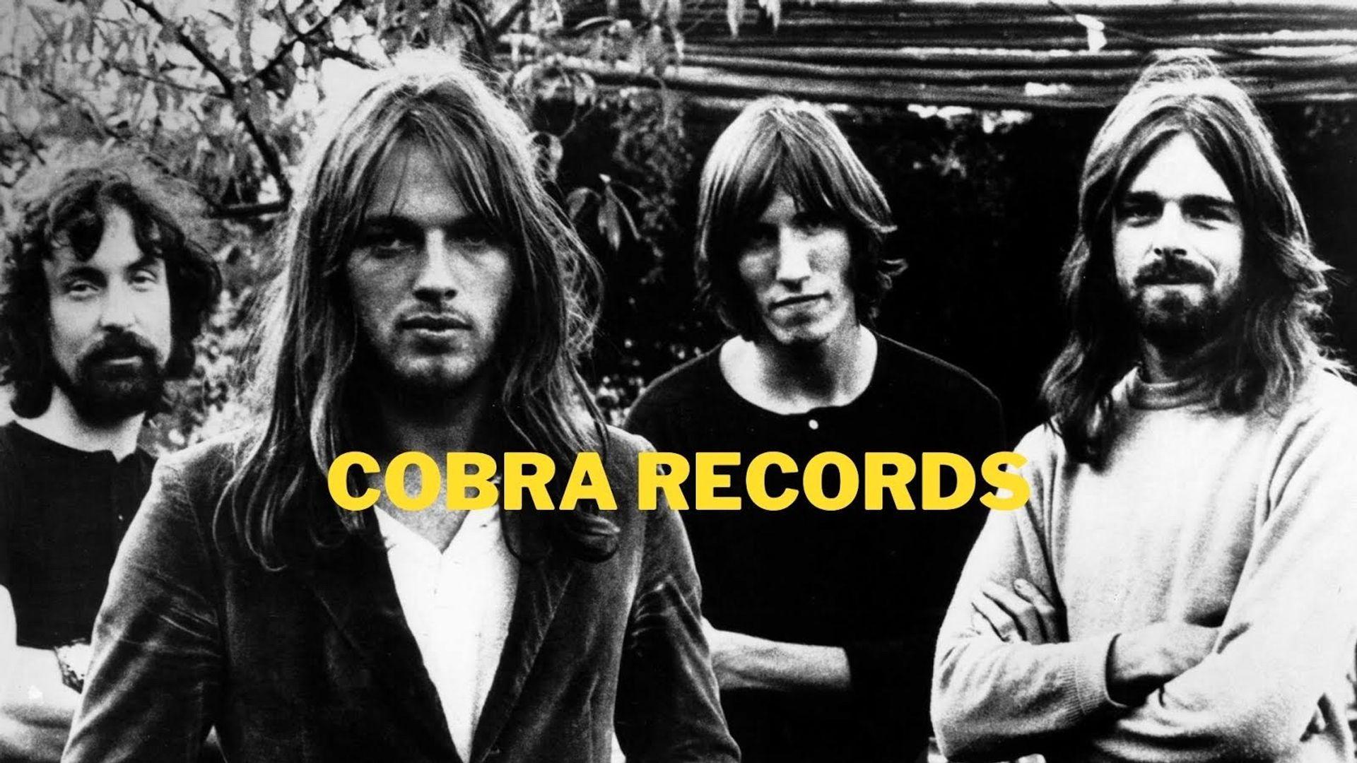 CobraRecords Omslagsbild