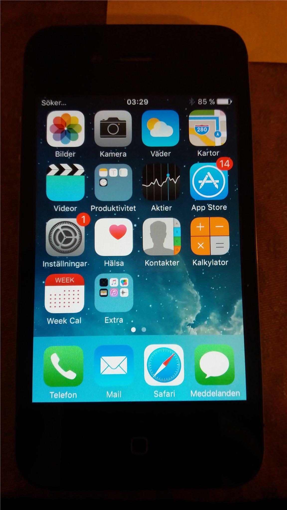IPHONE model A1387. (329550841) ᐈ Köp på Tradera 584f3fe60f5ff