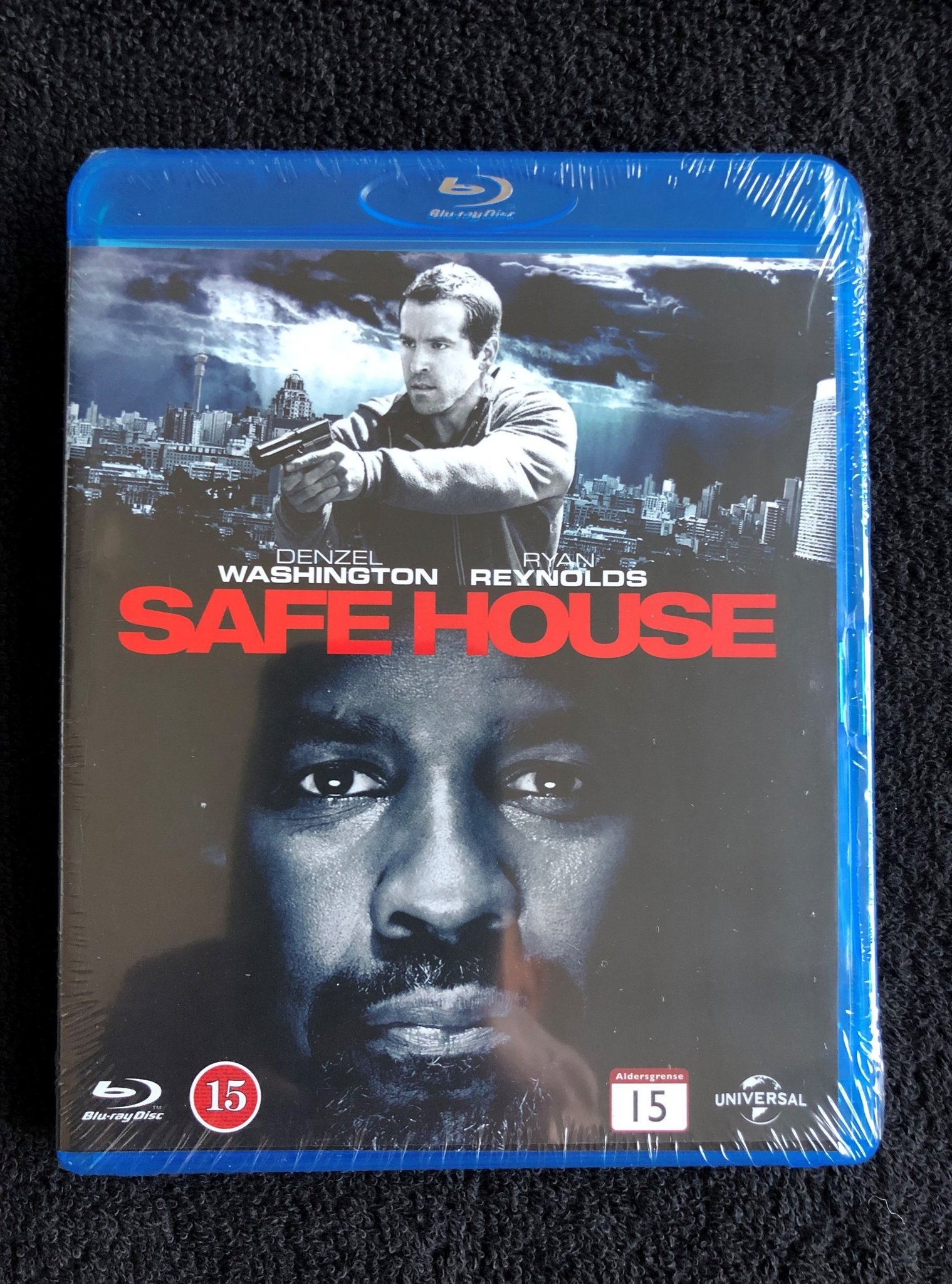 Safe House. *NY/inplastad! (Blu-ray)