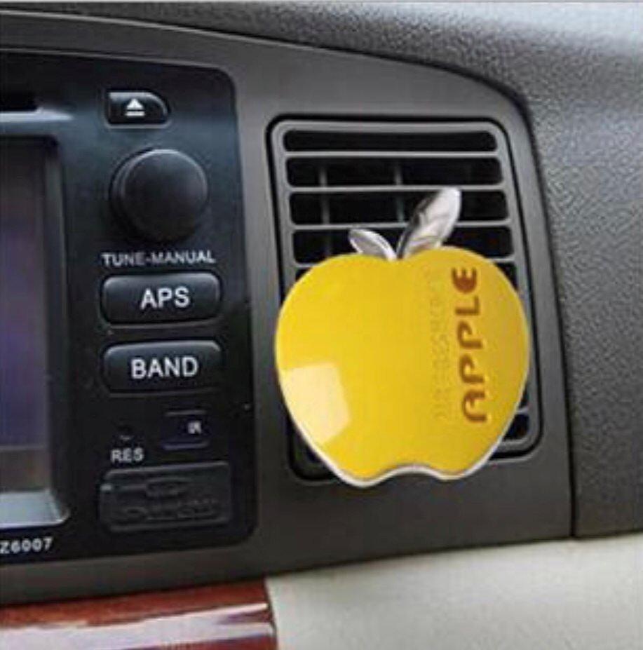 doft parfym till bilen (GUL LEMON) (408251410) ᐈ Köp på Tradera