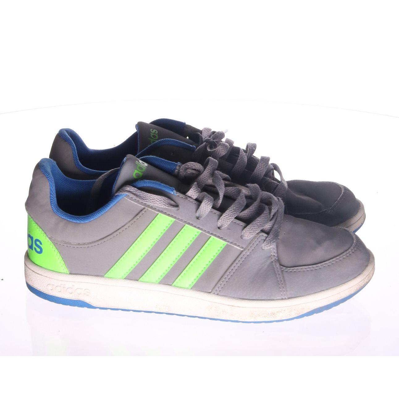 the best attitude 2d445 db64f ... switzerland adidas neo sneakers strl 38 2 3 grå grön bd2cf 366f1