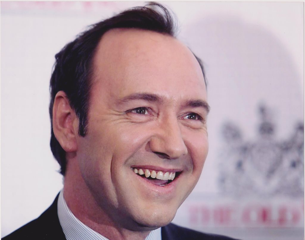 KEVIN SPACEY AMERICAN ACTOR PHOTOGRAPH 20 x 25cm FOTO