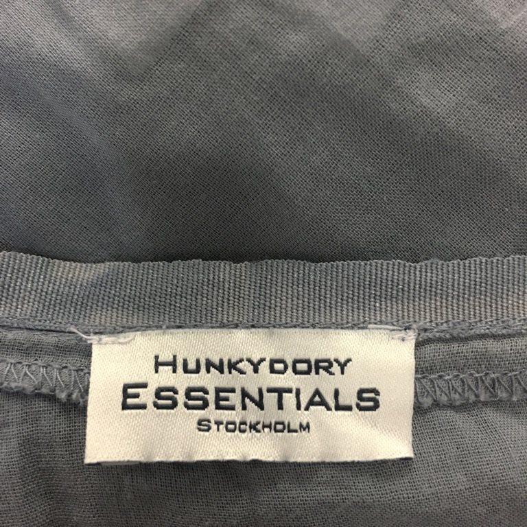 Hunkydory Essentials, Topp, Topp, Topp, Strl: L, Grå df98fe