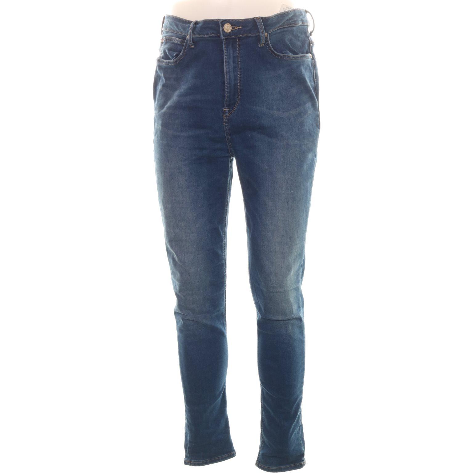 Lee, Jeans, Strl: 33/32, Skyler, Blå