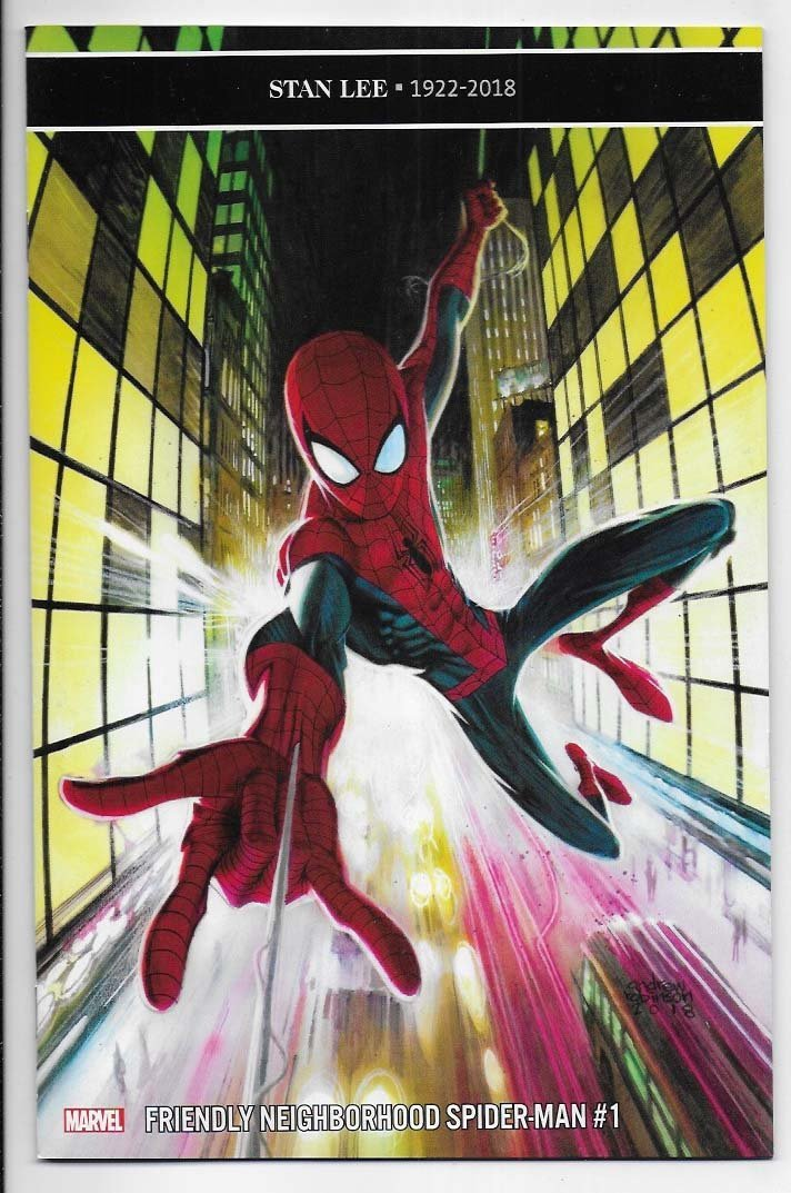 Friendly Neighborhood Spider-Man Volume 2 # 1 NM Ny Import