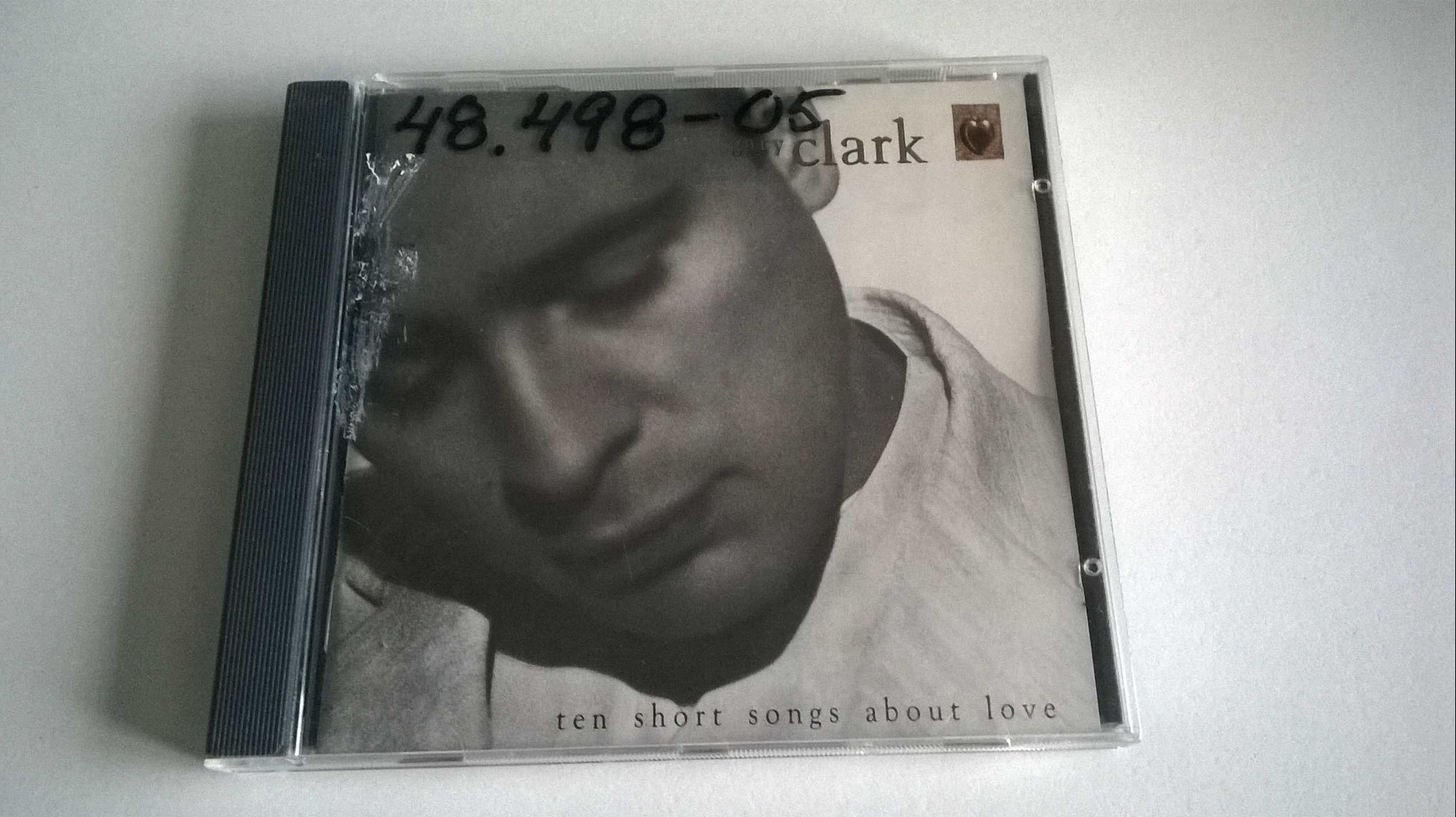 Gary Clark - Ten Short Songs About Love, CD