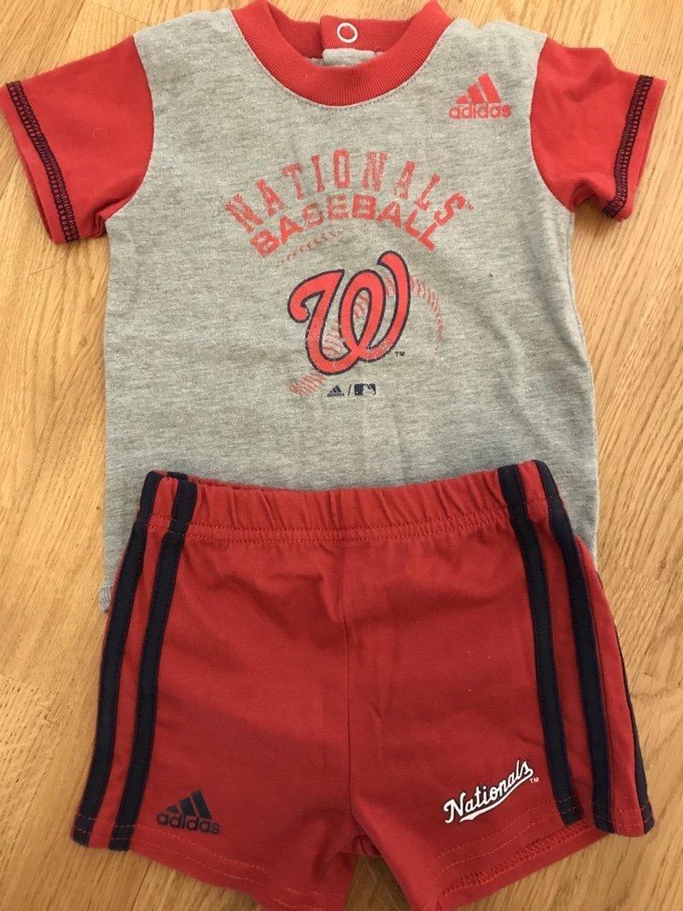 size 40 17a61 4ce53 Adidas shorts och body, Washington Nationals Baseball