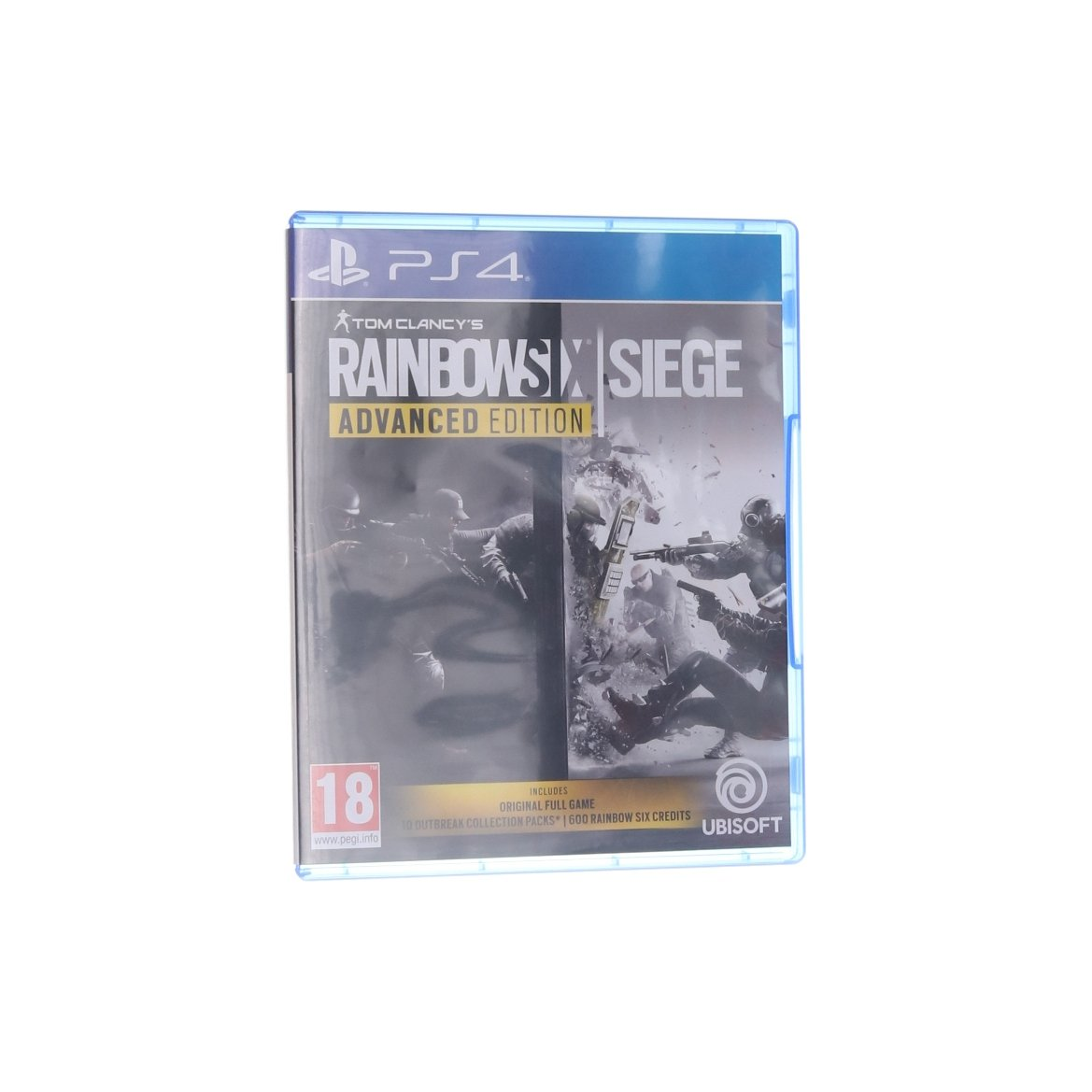 Rainbows X Siege, TV-spel, PlayStation 4, Action