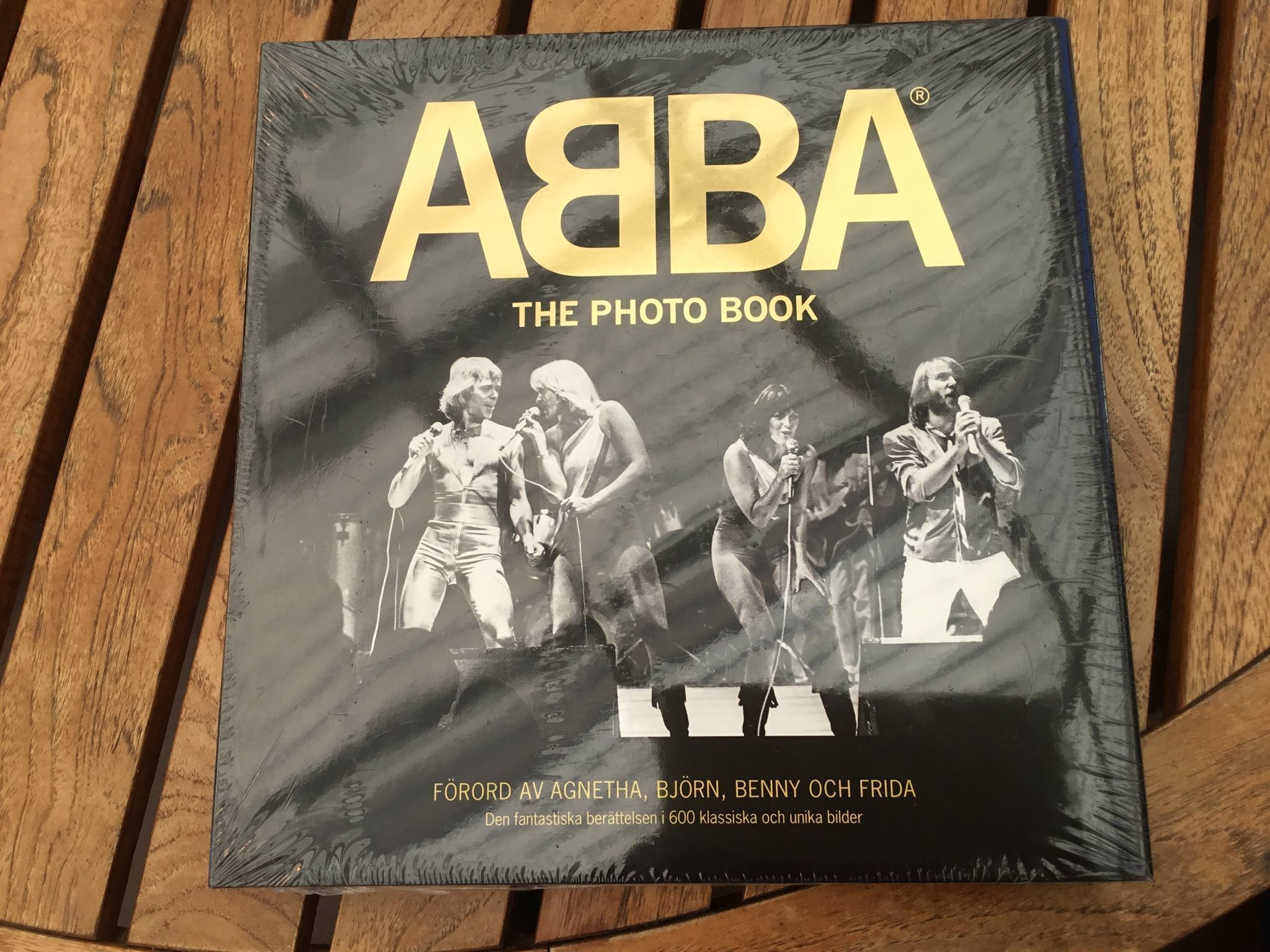 ABBA the photo book....