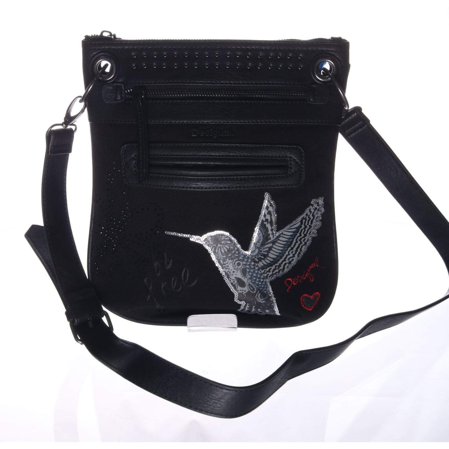 desigual väska svart