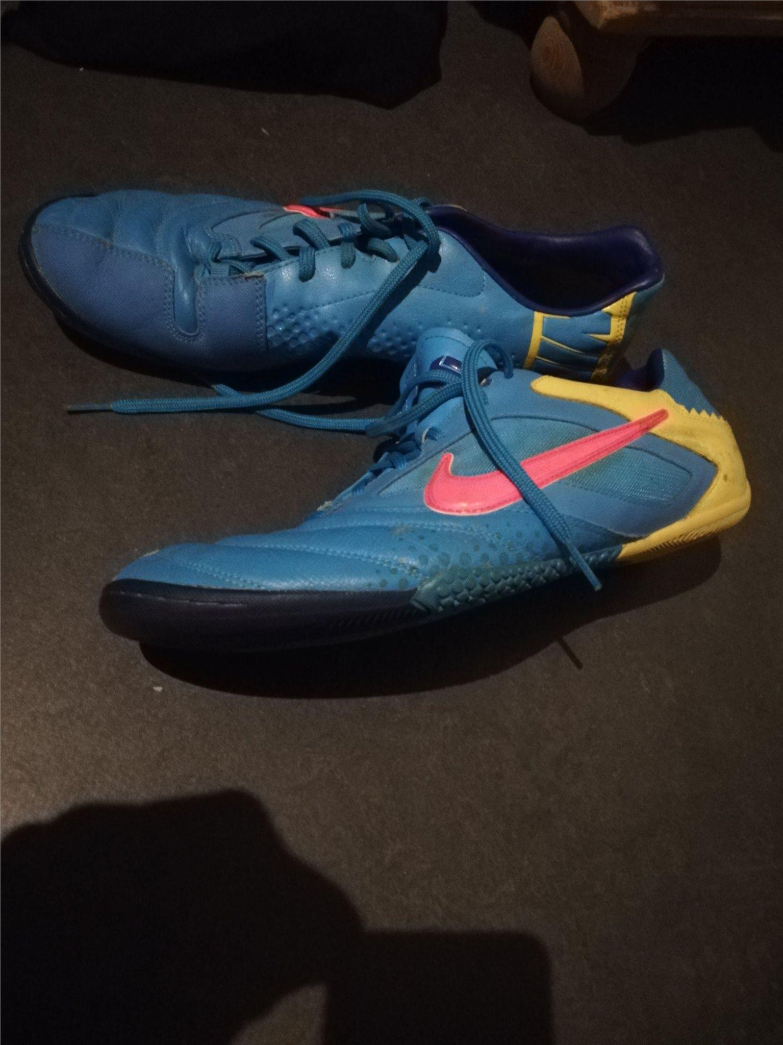super popular 94759 ab1c5 Nike inomhus fotbollsskor strl 44,5