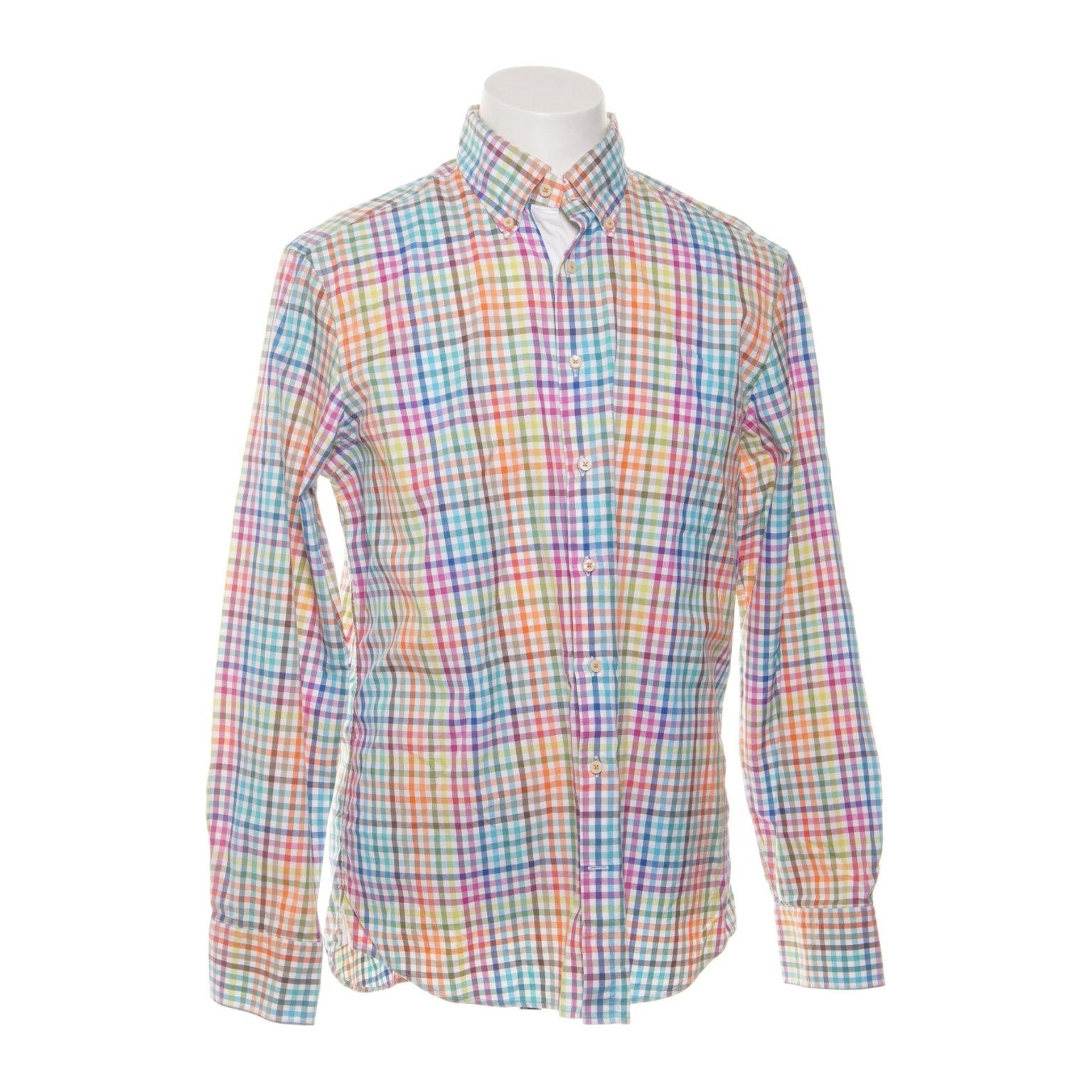 2c3d3c9514e2 Stenströms, Buttondown-skjorta, Strl: 42,.. (347623059) ᐈ Sellpy på ...