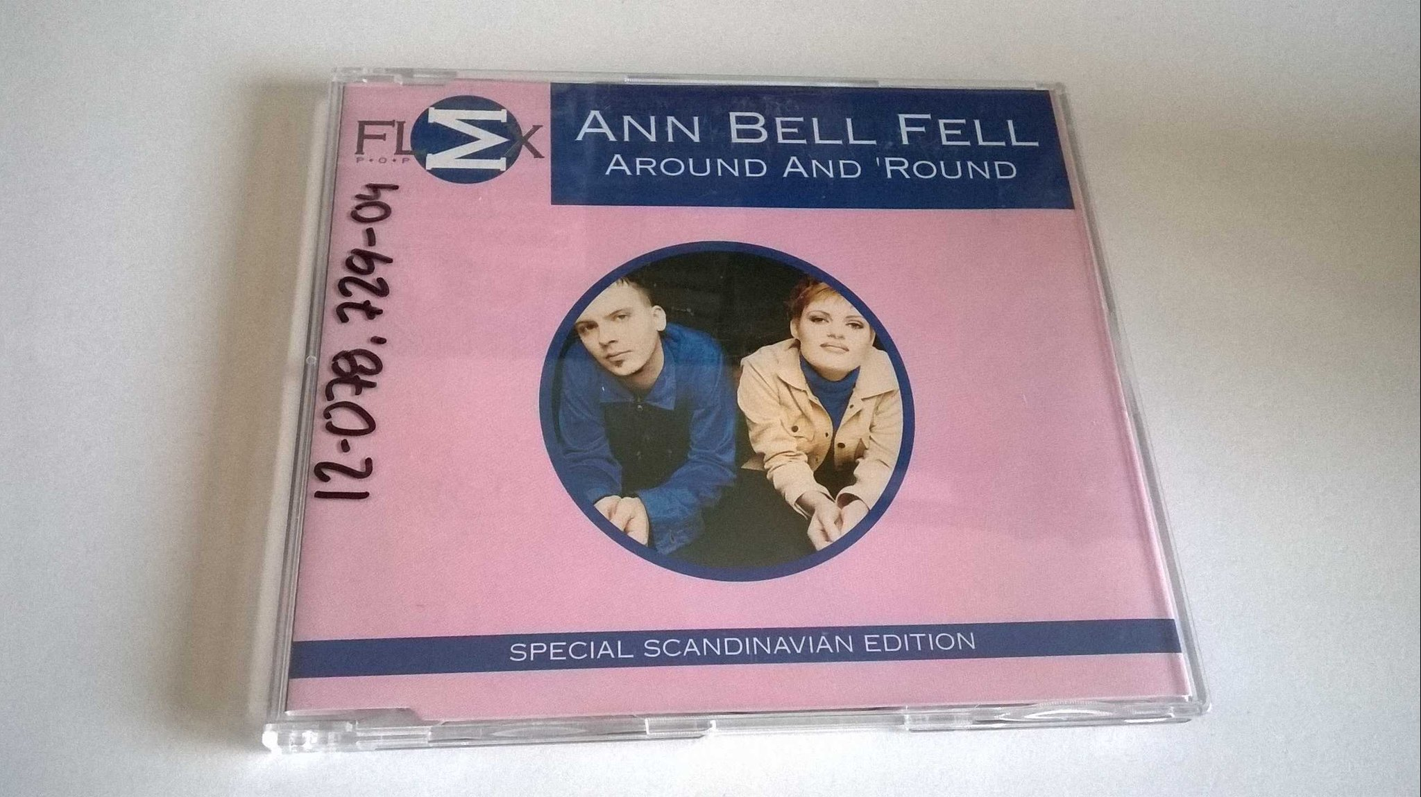 Ann Bell Fell - Around And 'Round, CD