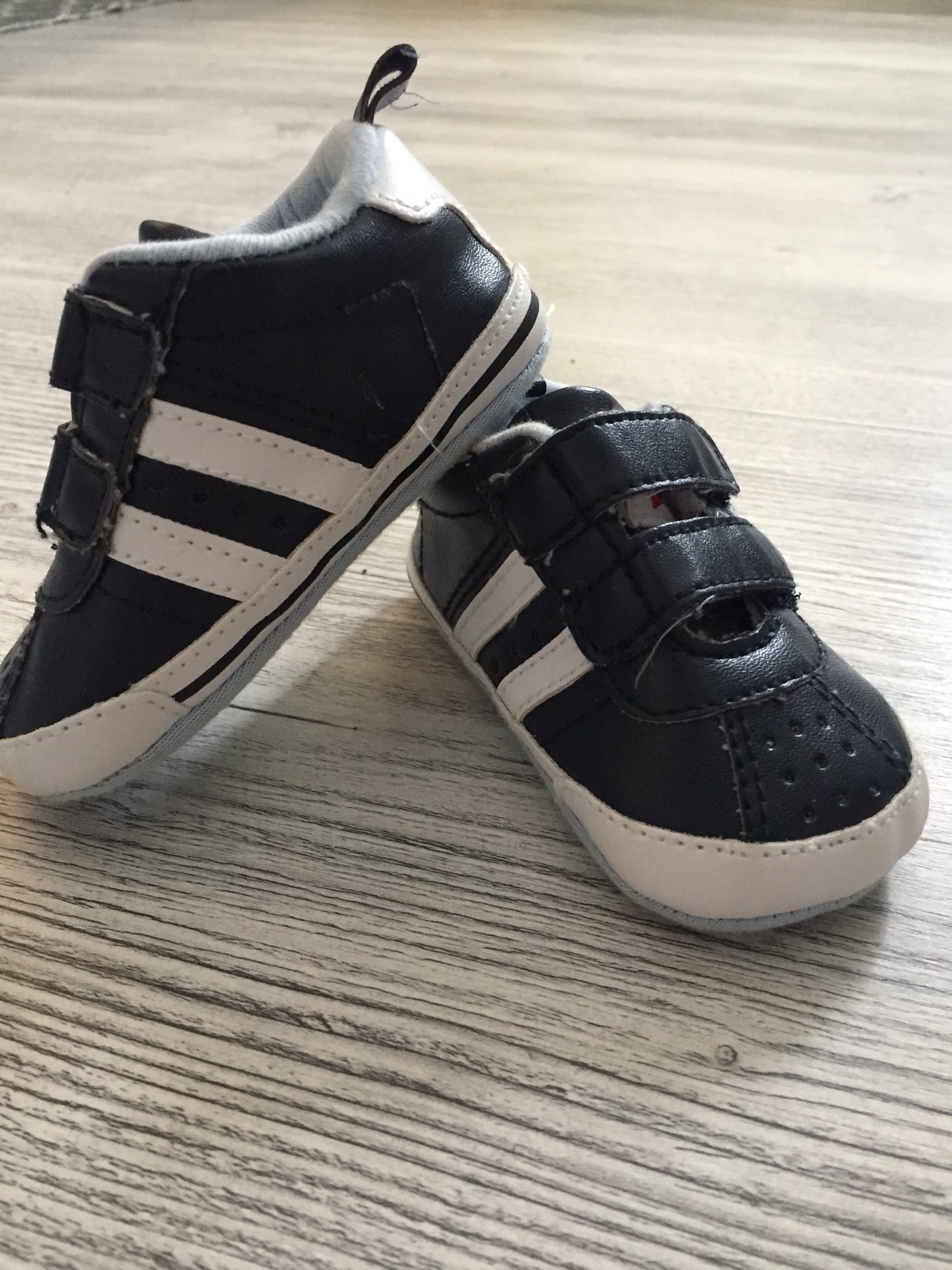 skor till nyfödd