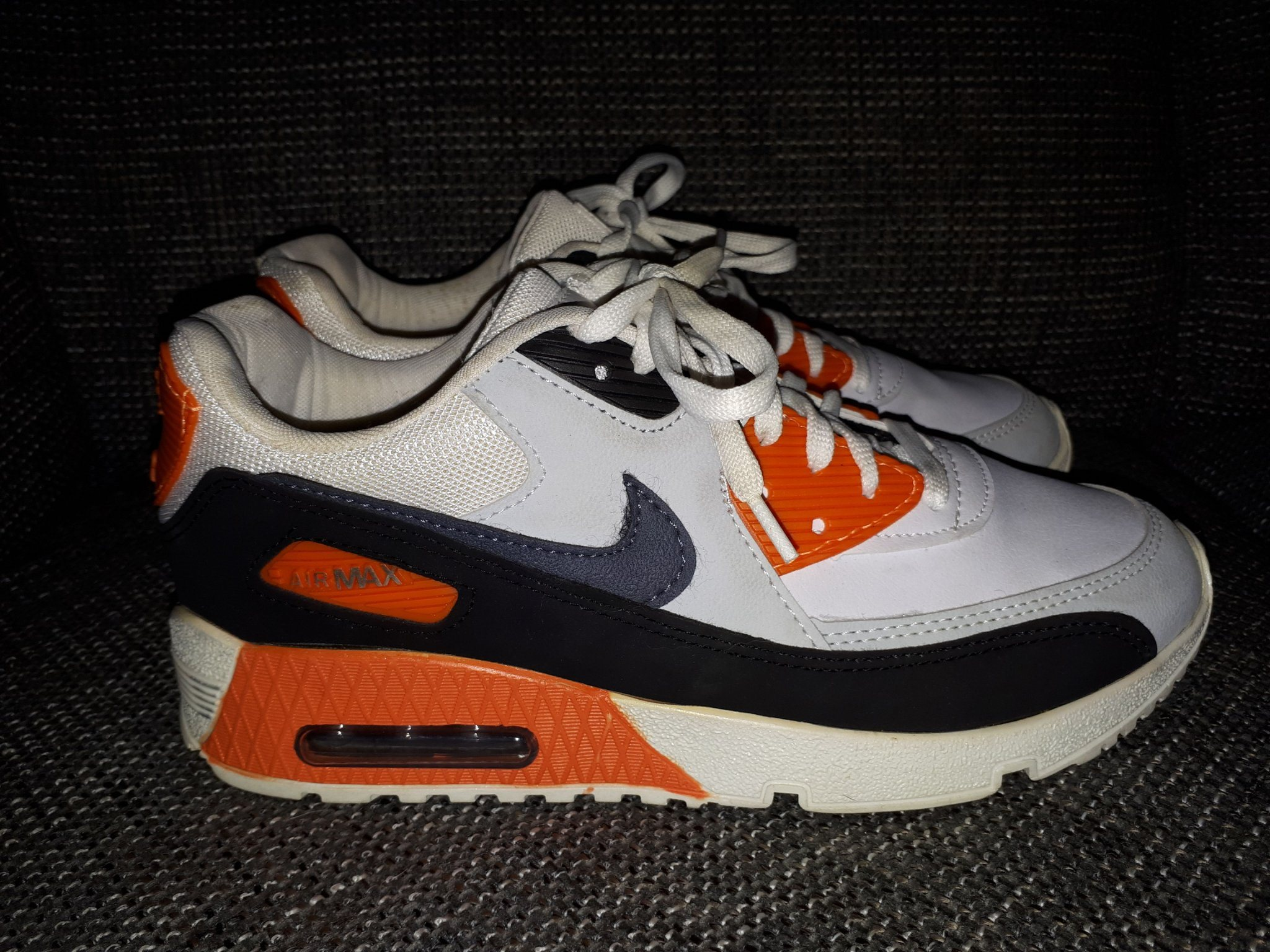 quality design d2011 69828 ... size 40 c1614 a98d4 NIKE AIR MAX sneakers stl 38