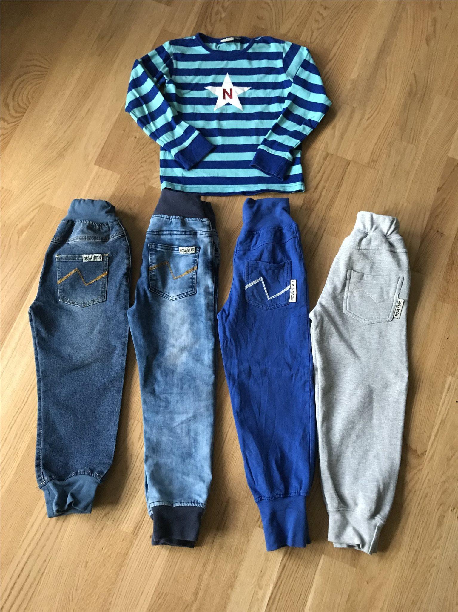 fettfläckar på jeans
