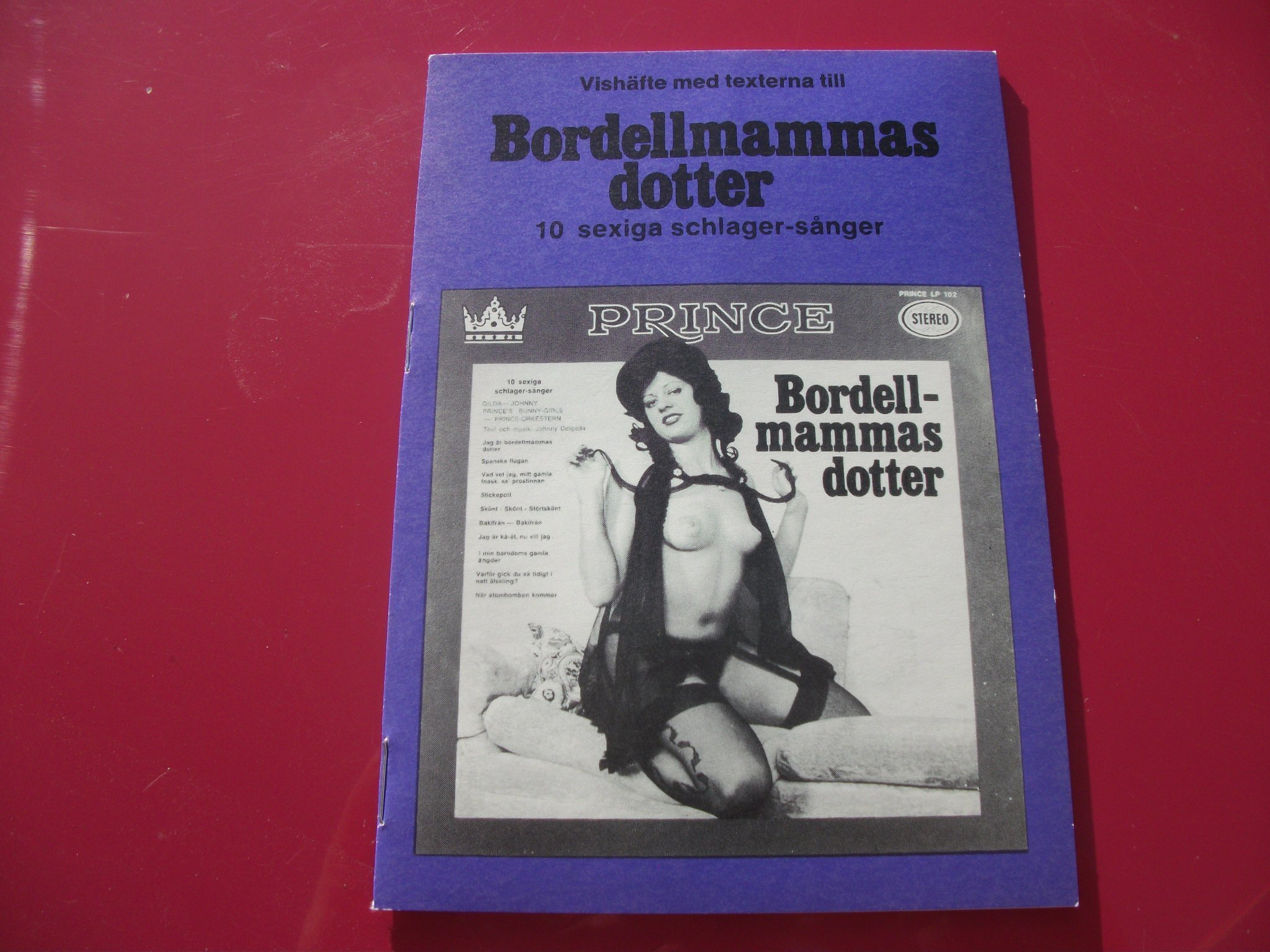 Bordellmammas Dotter