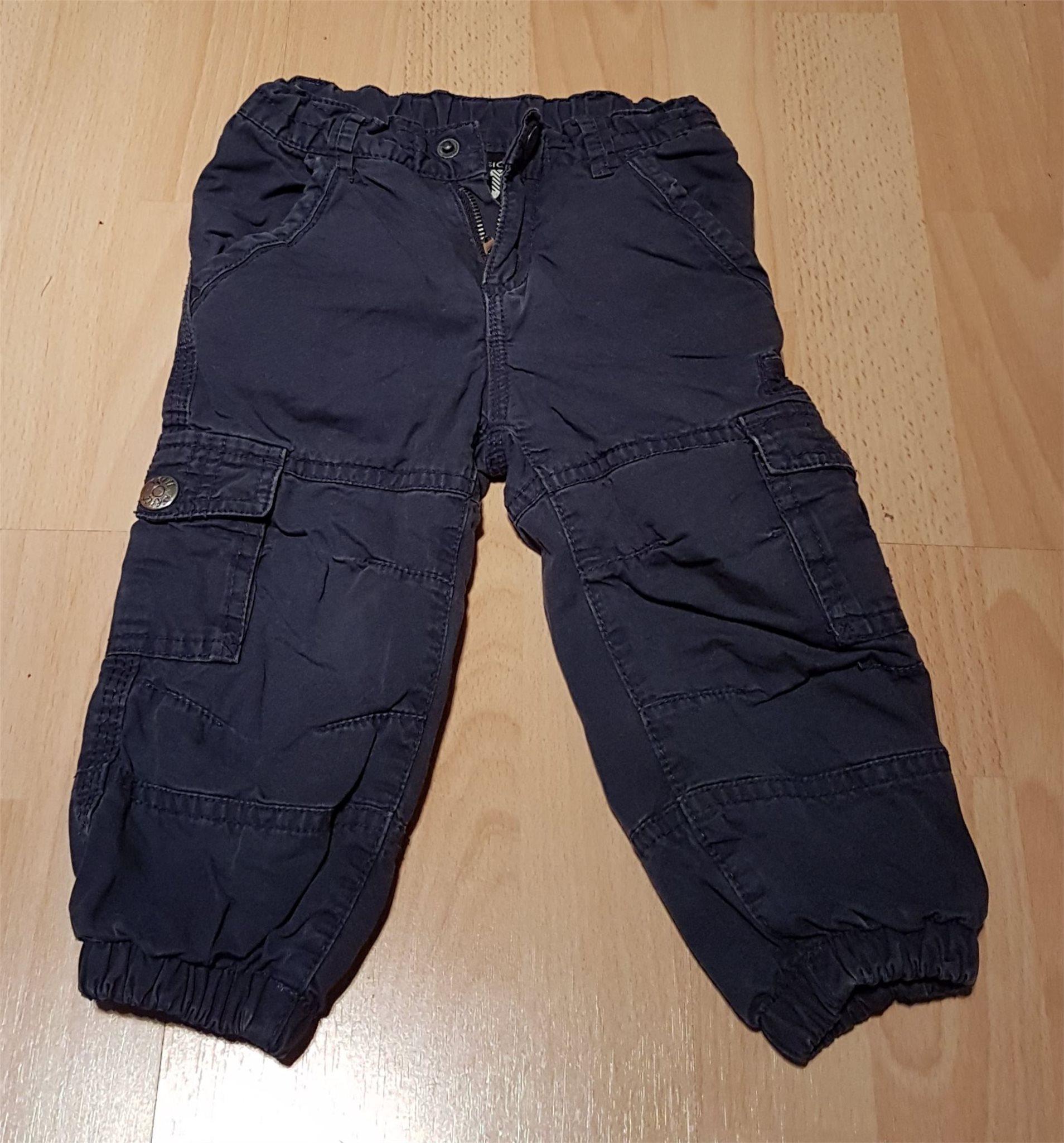 byxor med fickor på benen