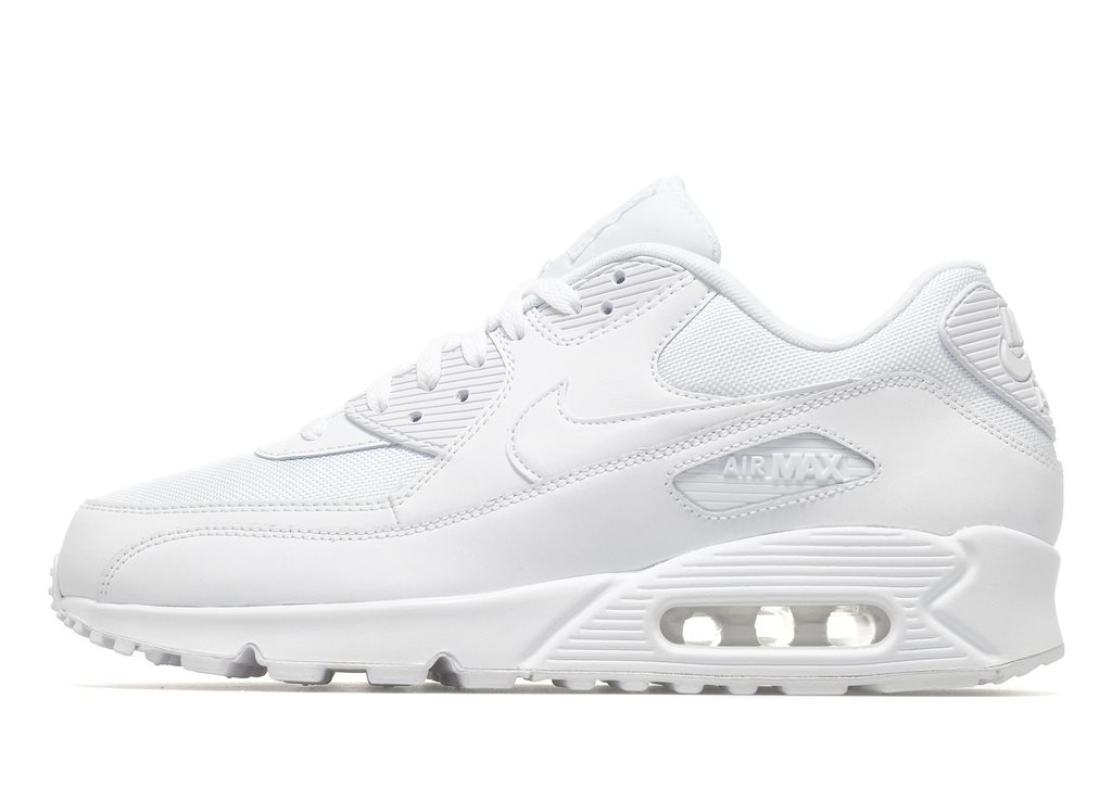 check out 82076 66275 Nike Air Max 90 white, skor, sneakers, street ...
