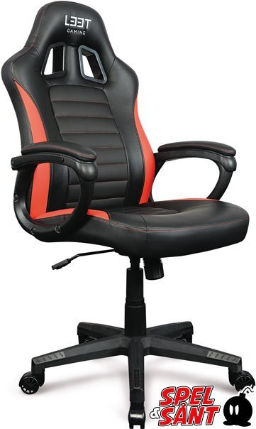L33T Gaming Encore Gaming Chair Red
