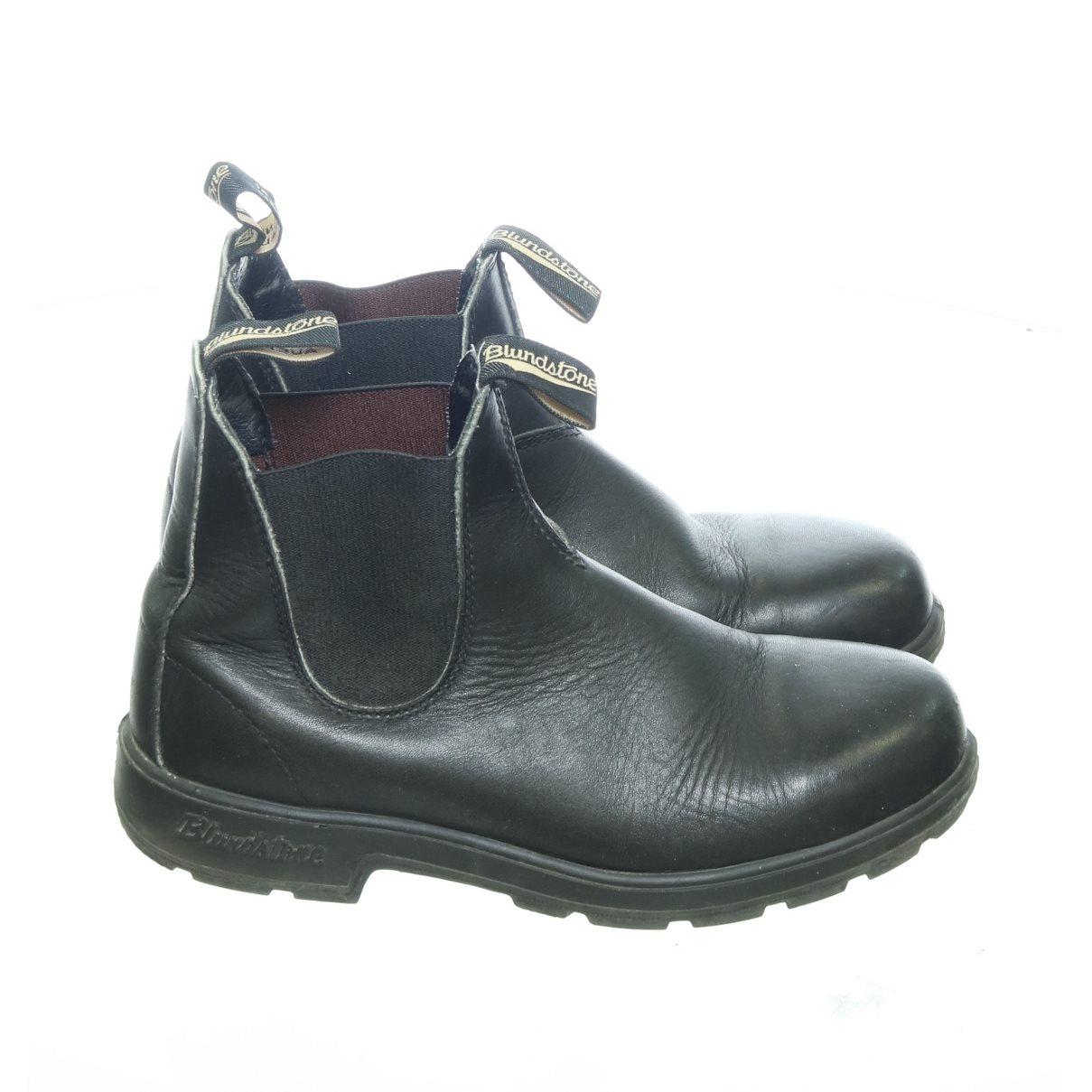 b2b51a2017a Blundstone, Boots, Strl: 38, Svart (337913514) ᐈ Sellpy på Tradera