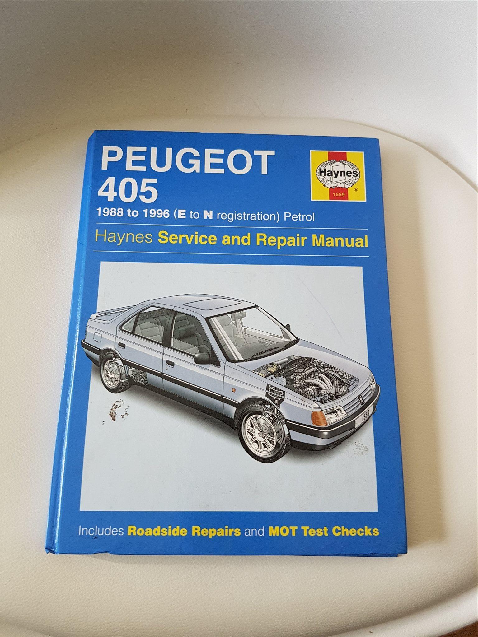 Repair Manual Peugeot 405 Hp Laserjet 1100a Service Array Haynes And 308285508 K P