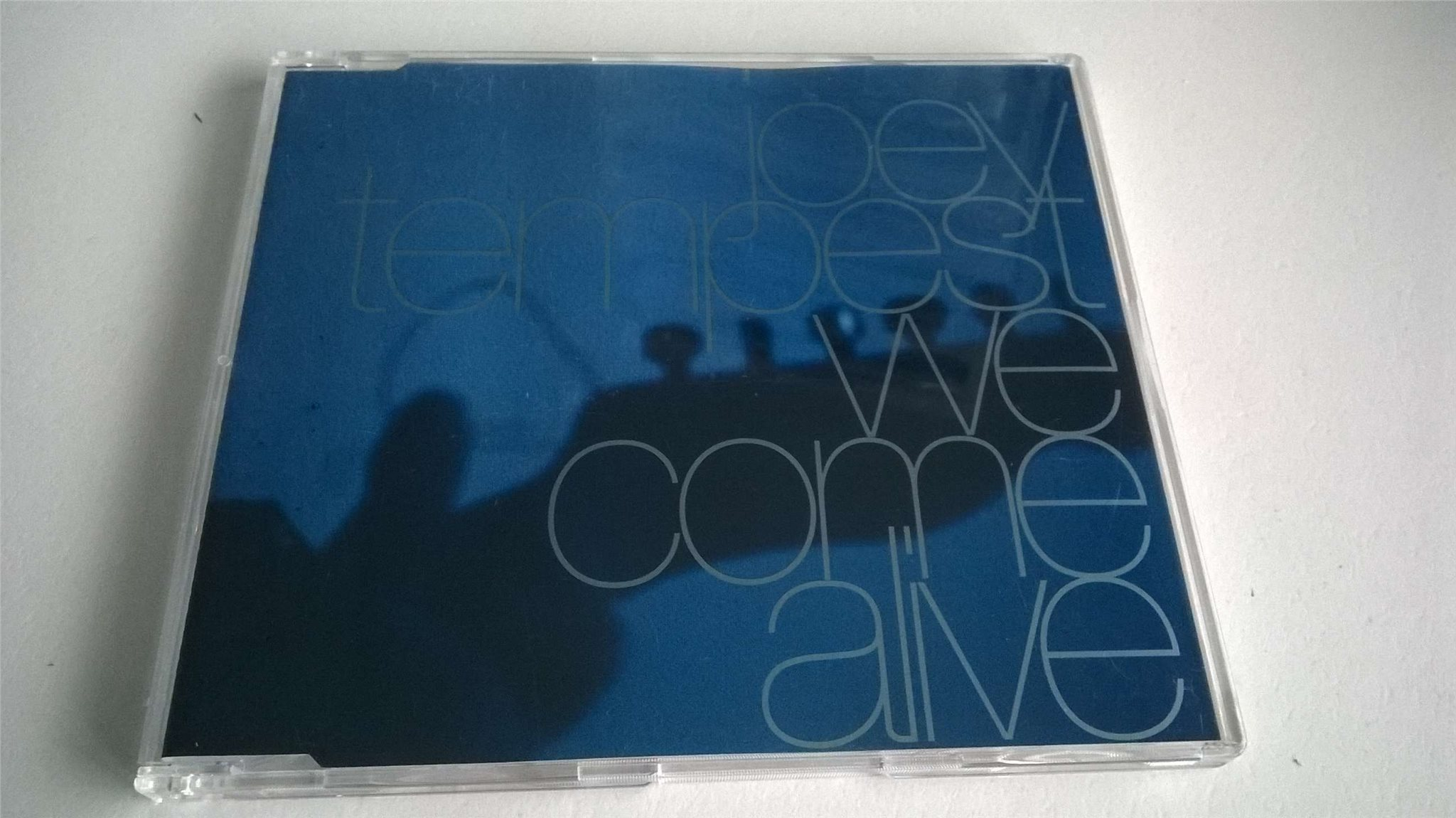 Joey Tempest - We Come Alive, CD