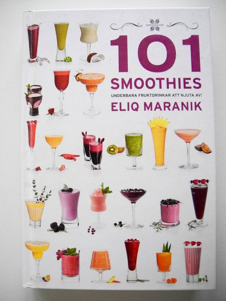 101 SMOOTHIES Eliq Maranik 2014