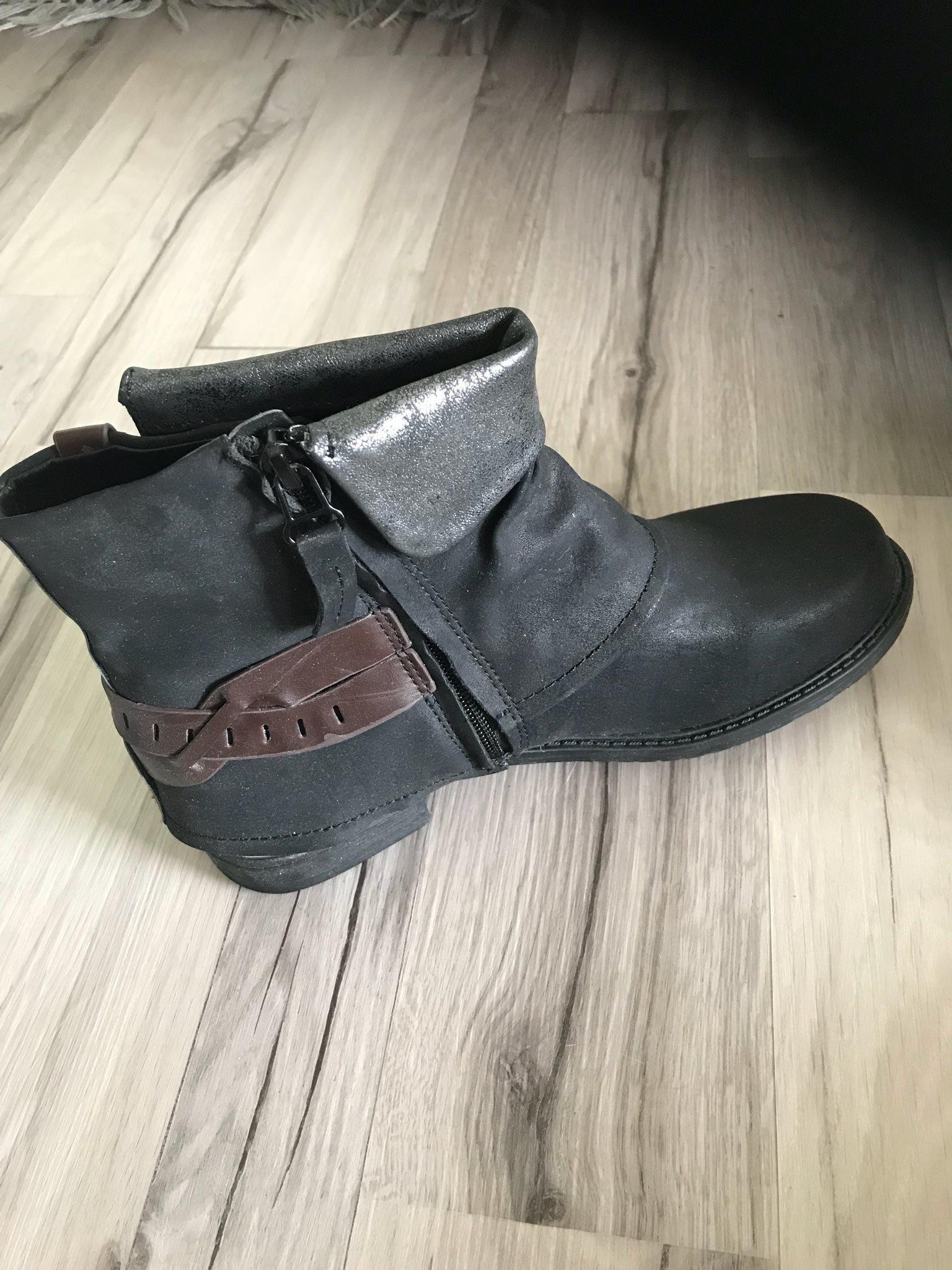 227d7e0d886 Fanny Michel boots helt nya (320336750) ᐈ Köp på Tradera