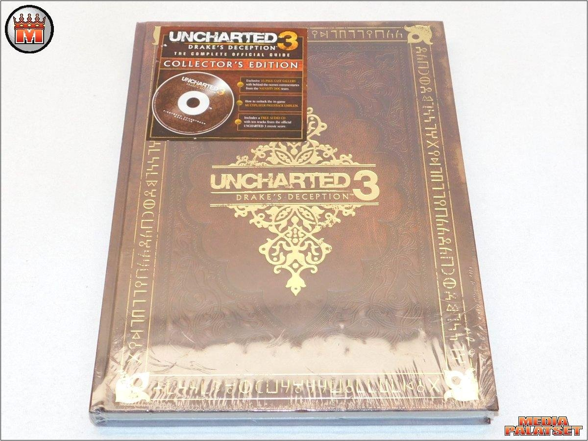 Uncharted 3: Drakes Deception: The Complete Official Guide (NY)