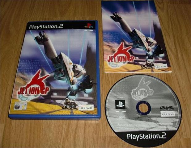 PS2: Jet Ion GP