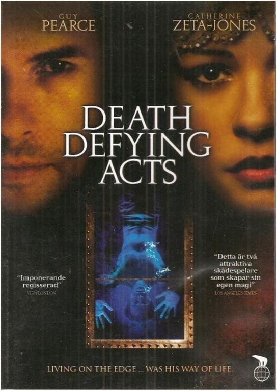 DEATH DEFYING ACTS - GUY PEARCE  (SVENSKT TEXT)