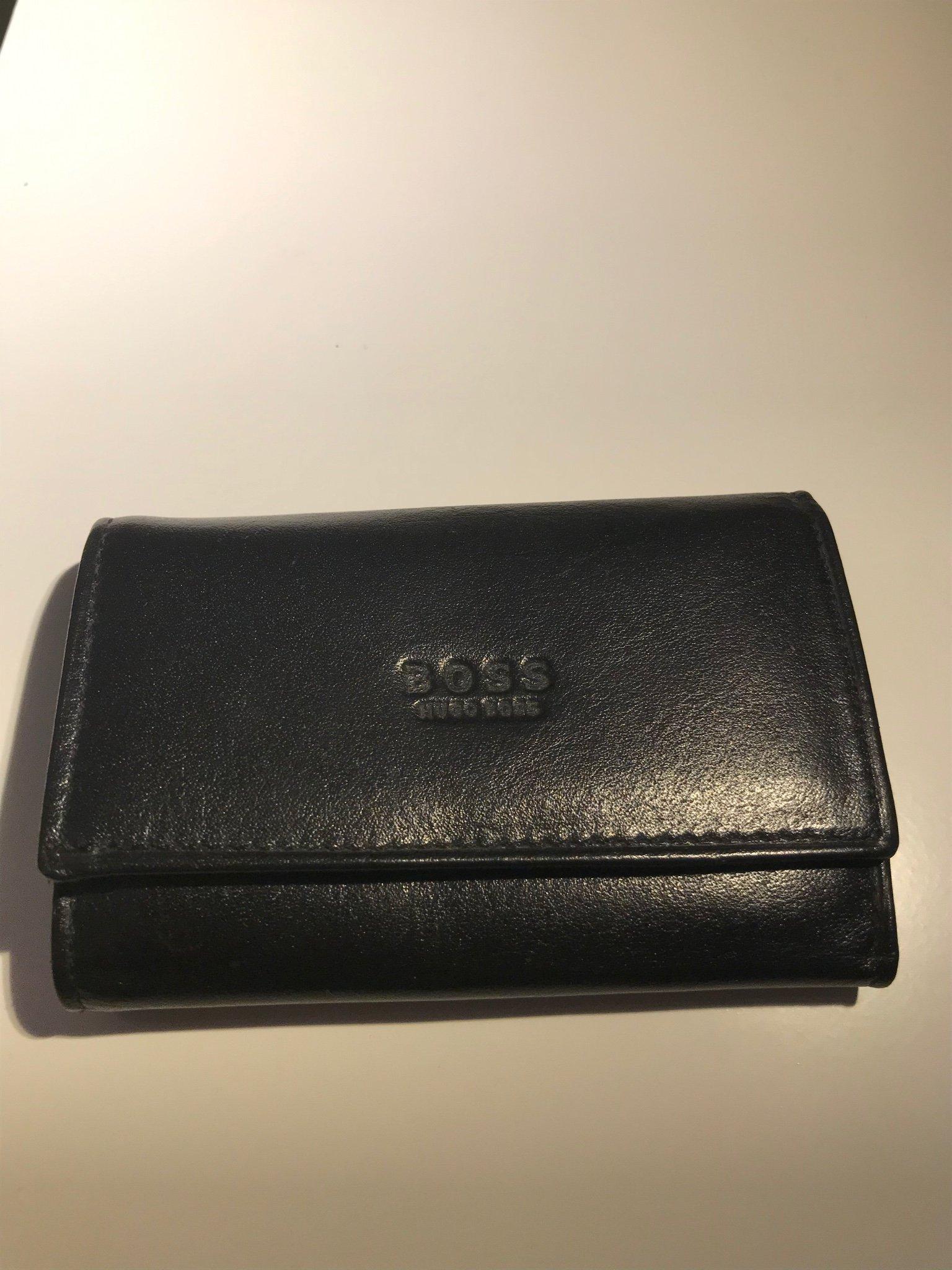 hugo boss plånbok herr
