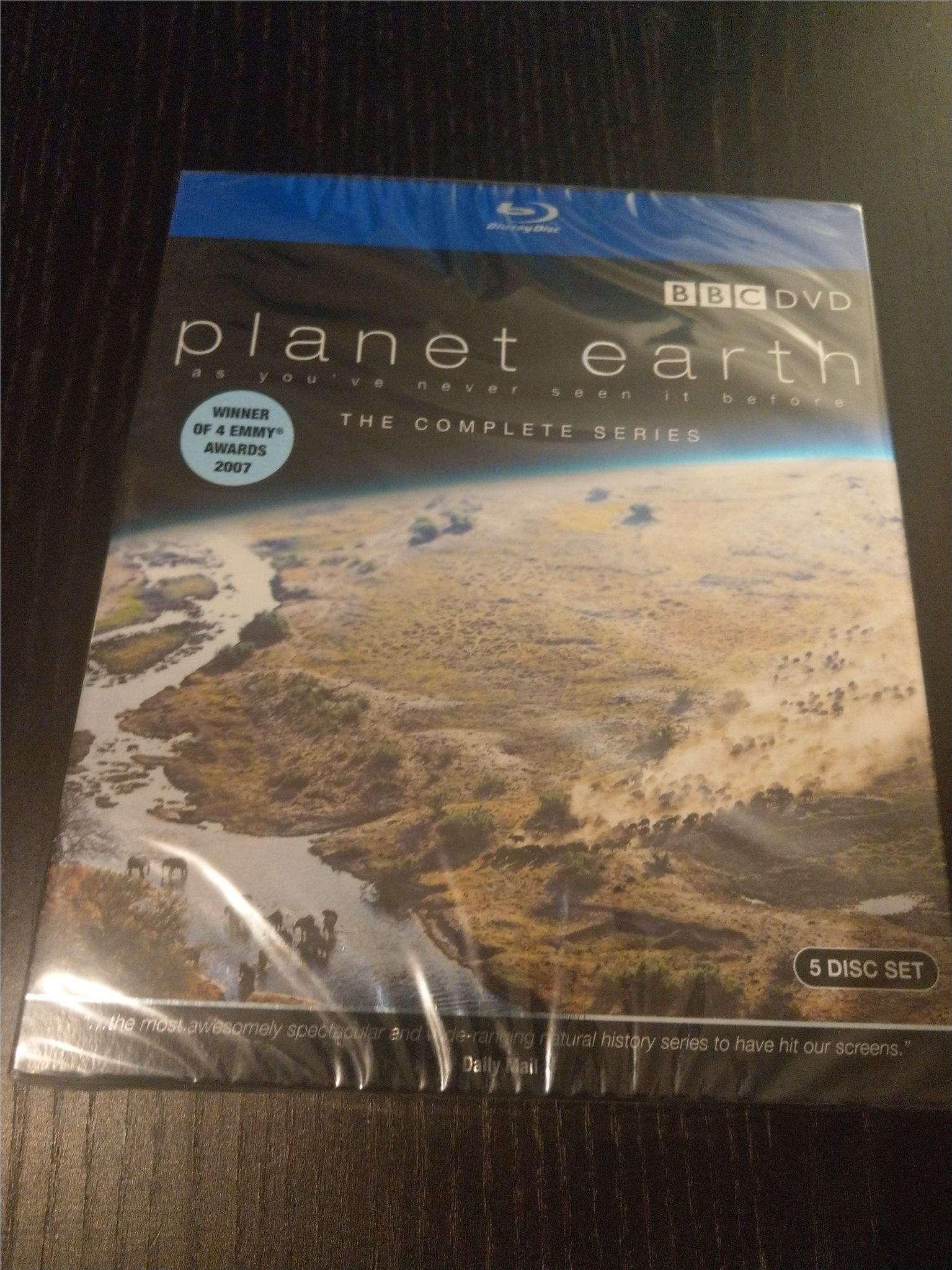 Planet Earth - Complete Series (5 disc Blu-ray)