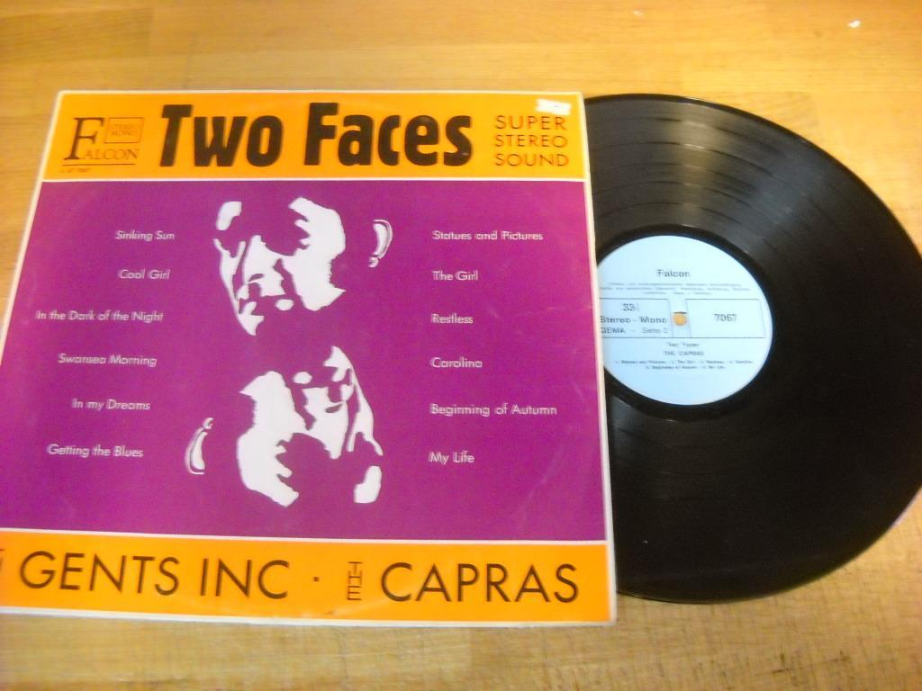 "Two Faces ""The Gents Inc/The Capras"""