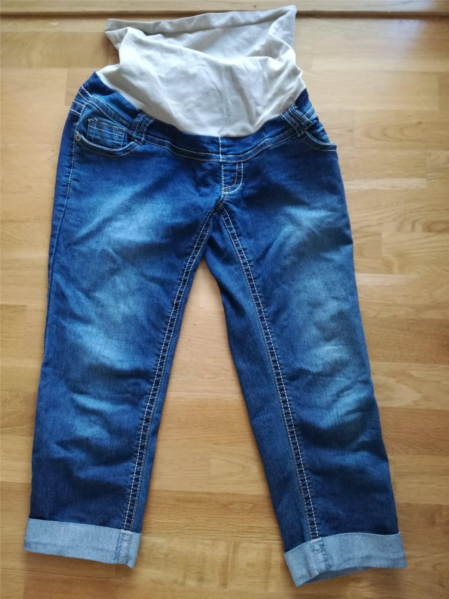 jeans storlek 38 motsvarar