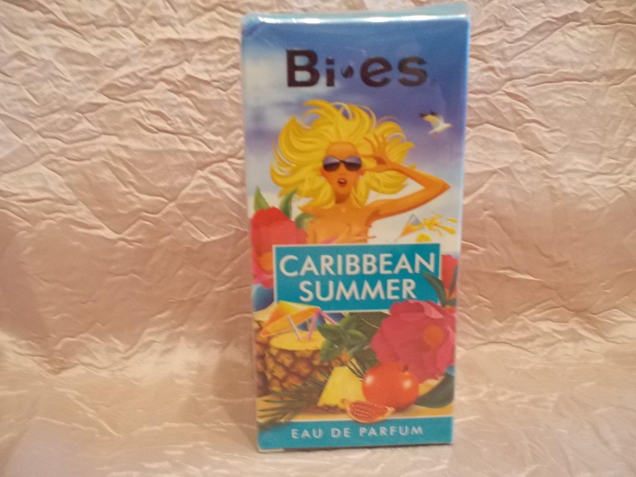 Parfym Bi es Caribbean summer 50 ml. (387271891) ᐈ Köp på