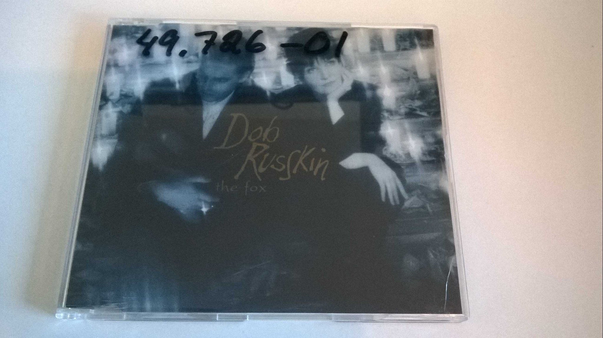 Dob Russkin - The Fox, CD