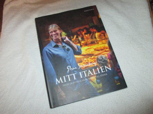 Glenn Strömberg - Mitt Italien Pasta och Pizza