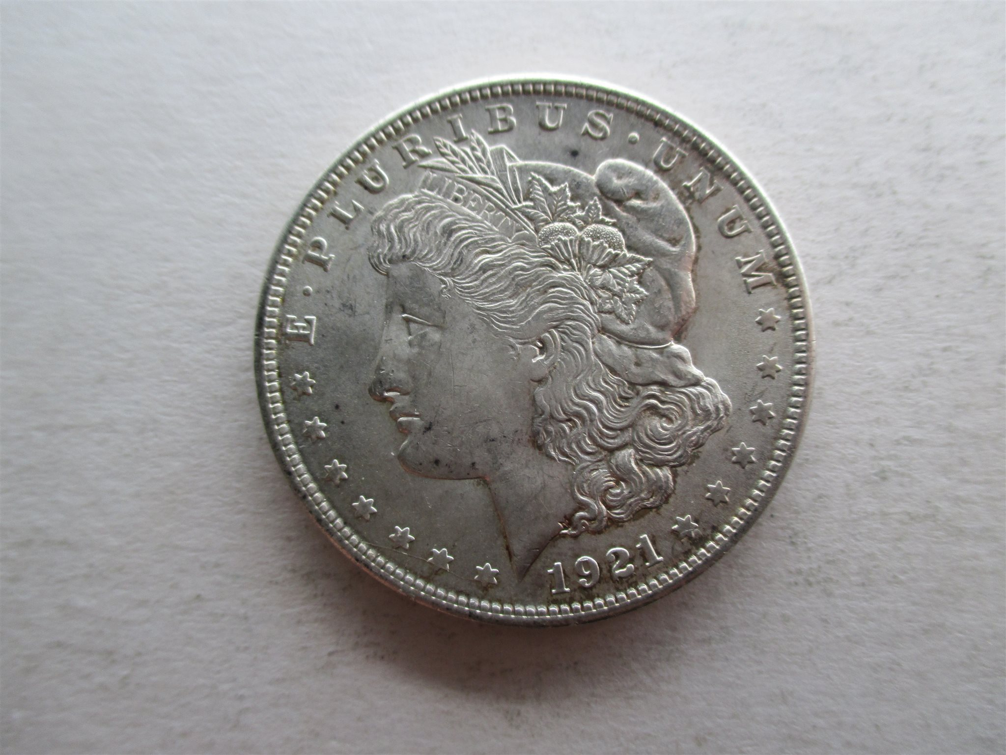 Usa 1 dollar, 1921 morgan