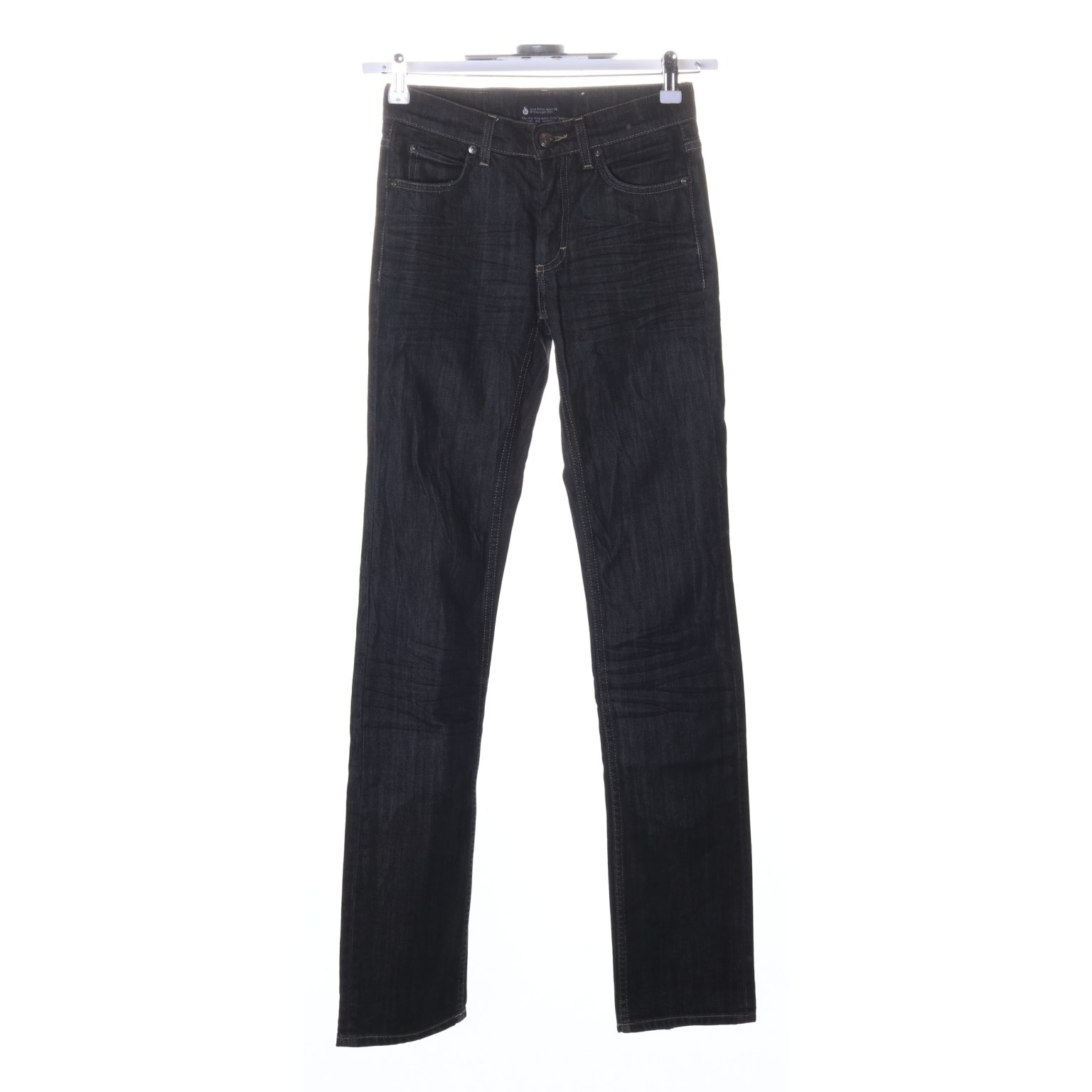 Acne Action Jeans, Jeans, Strl: 26/32, Dacpa 0001, Svart, Bomull