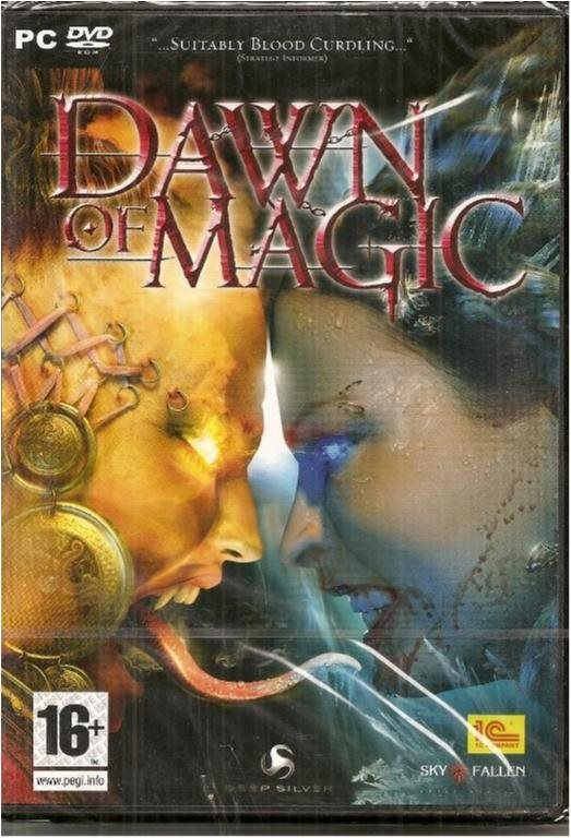 DAWN OF MAGIC  (NY & INPLASTAT PC SPEL)