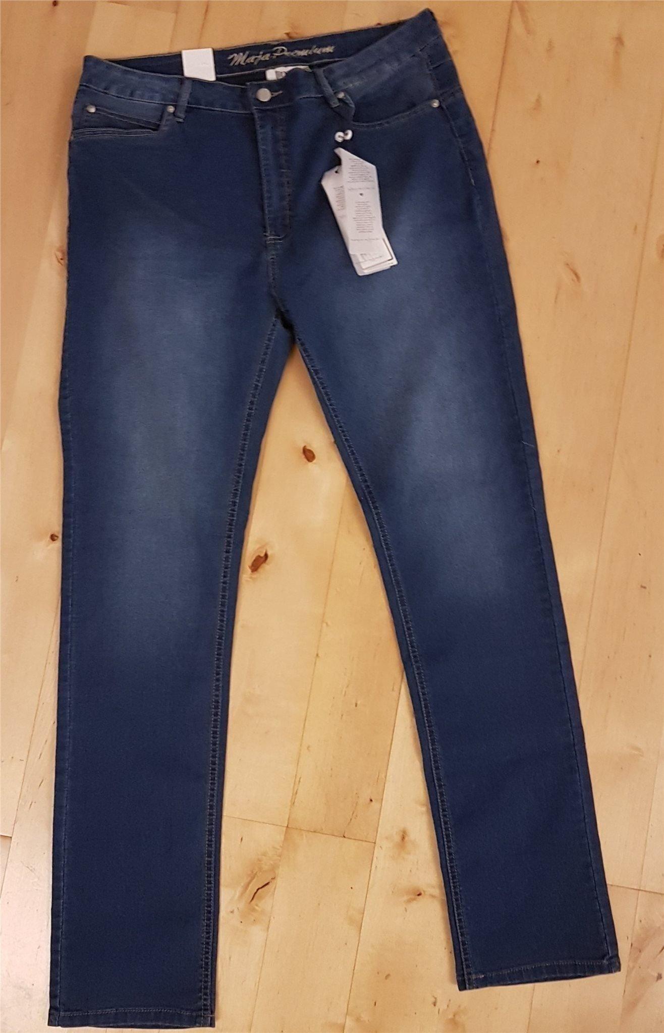f447d88d3d08 Ny blå stretch jeans med hög midja från Time! (352581414) ᐈ Köp på ...