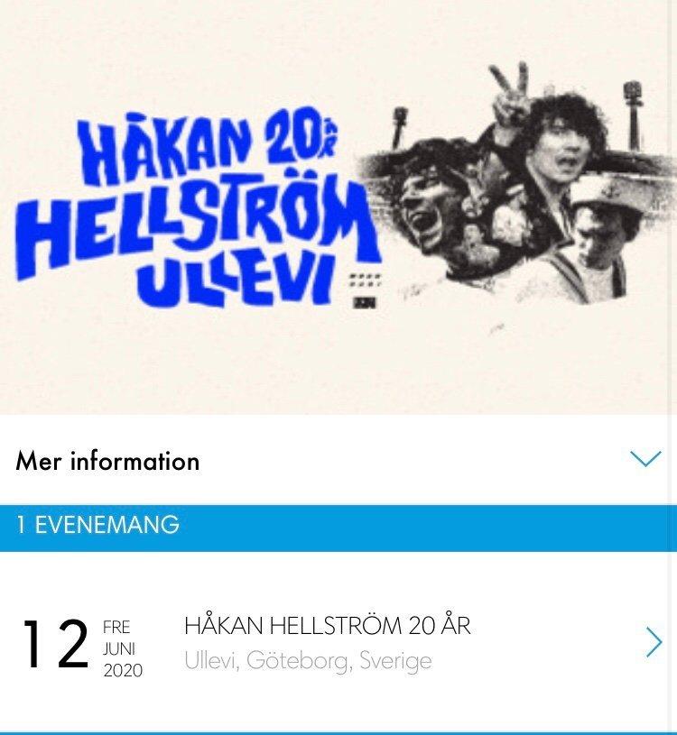 konserter göteborg 2020